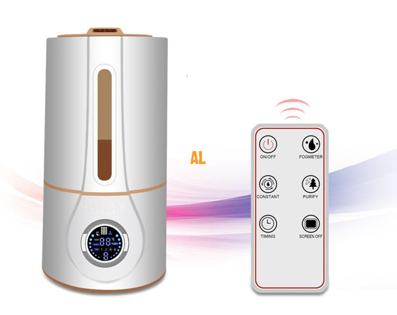 Dropshipping Led Humidifier Humidificador Aromaterapia Ultrasonic Vaporizer Essential Oil Diffuser Aroma Diffuser with Control цена и фото