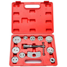 Universal 12PCS Disc Brake Piston Caliper Rewind Back Automotive Tool Kit For VW Audi Ford BMW