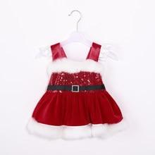 950ee3b760b39 Popular Red Velvet Baby Dress-Buy Cheap Red Velvet Baby Dress lots ...