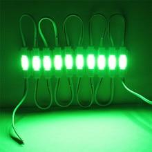10pcs/Lot 1W High Power COB LED Module Injection Molding Cold White Warm White
