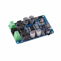 Bluetooth V2.1 Amplificatore Board Modulo Ricevitore Amplificatore TDA7492P Audio Degli Altoparlanti di Bordo Blu nero 7.5x5x1.5 cm