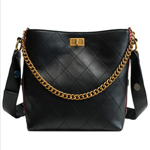 Travel big bag luxury handbags women bags designer Lingge chain shoulder Messenger fashion women's handbags bolsa feminina(China)