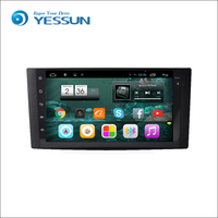 YESSUN For Subaru Unviersal Forester Android Car GPS Navigation DVD Player Multimedia Audio Video Radio Multi