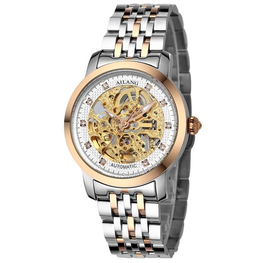 Relojes de marca de lujo para hombre reloj mecánico automático - Relojes para hombres - foto 3