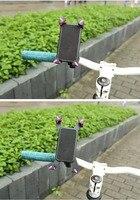 Adjustable Mobile CELL PHONE HOLDER Bike Bicycle Handlebar Mount Stands For BlackBerry Aurora LeEco Le Pro3