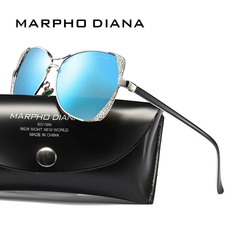 2017 Hot Sale Brand Fashion Design Women's Outdoor Eye Protection UV400 Sunglasses