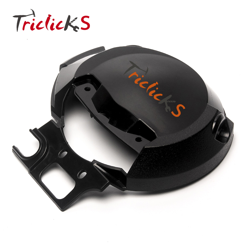 Triclicks For Yamaha FZ6N FZ6S Fazer 2004 2006 Speedo Meter Gauge Instrument Tach Cover Speedometer Gauge Tachometer Case Covers in Instruments from Automobiles Motorcycles