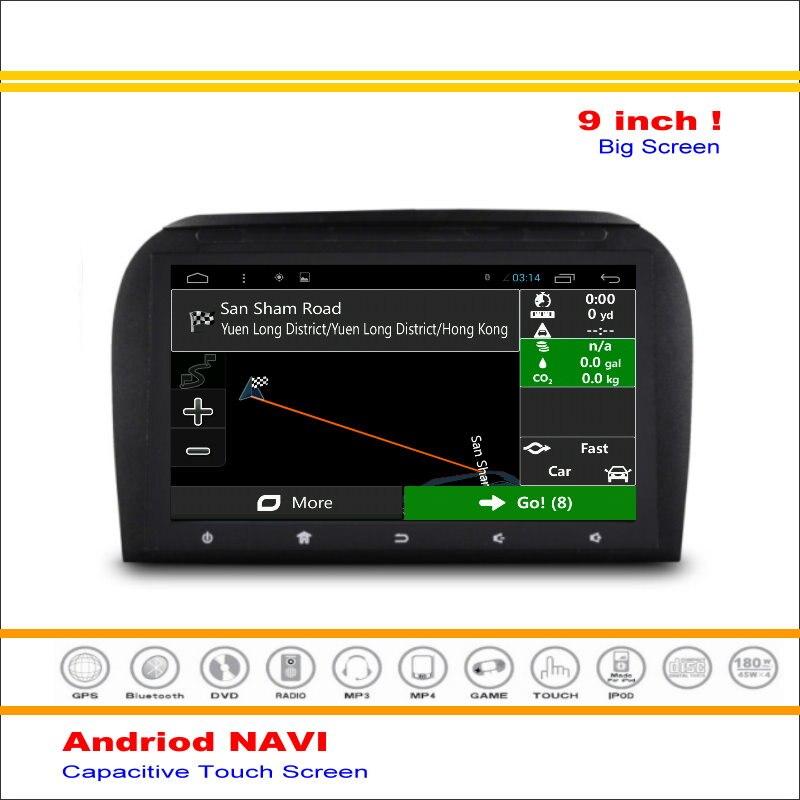Coche Android Sistema de Navegación GPS NAVI Para Mercedes Benz S280 S320 S350 1