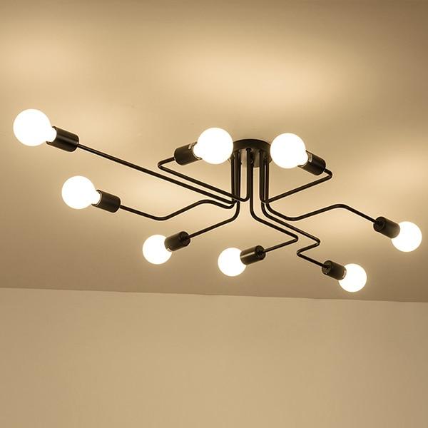 8 Bulb L125cmW70cm