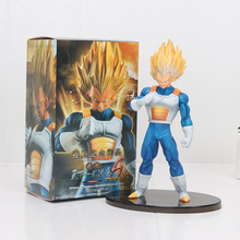 Dragon Ball Z 20cm Super Saiyan Vegeta SCultures Big Budoukai 6 Special font b Action b