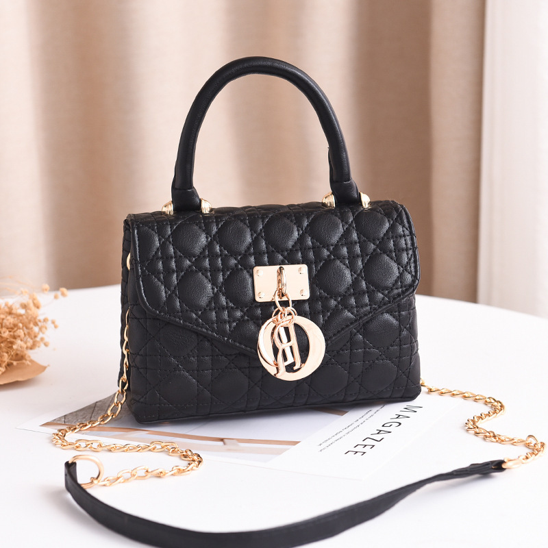 Pu Leather Women Handbags Luxury Designer Sequined Ladies Tote Fashion Hasp Shoulder Bag Classic Plaid Messenger Chain Bags 2019Pu Leather Women Handbags Luxury Designer Sequined Ladies Tote Fashion Hasp Shoulder Bag Classic Plaid Messenger Chain Bags 2019