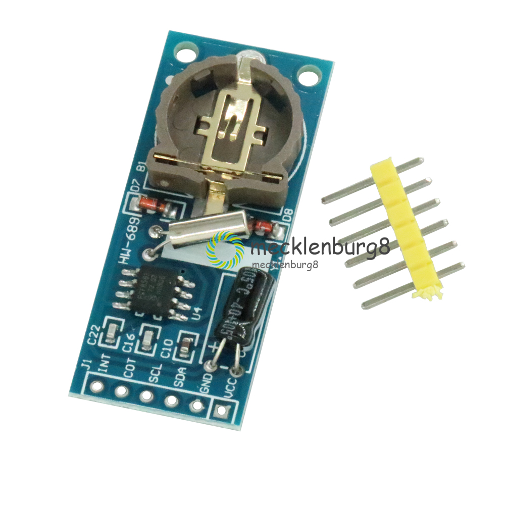 PCF8563 PCF8563T 8563 IIC I2C Interface Real Time Clock RTC Module Board Good Than DS3231 AT24C32 3.3V For Arduino Raspberry Pi