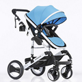 Baby Stroller Pram Children Pushchair Aluminum alloy frame