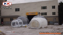 Promotional Outdoor Camping Inflatable Clear Air Bubble Dome Tent