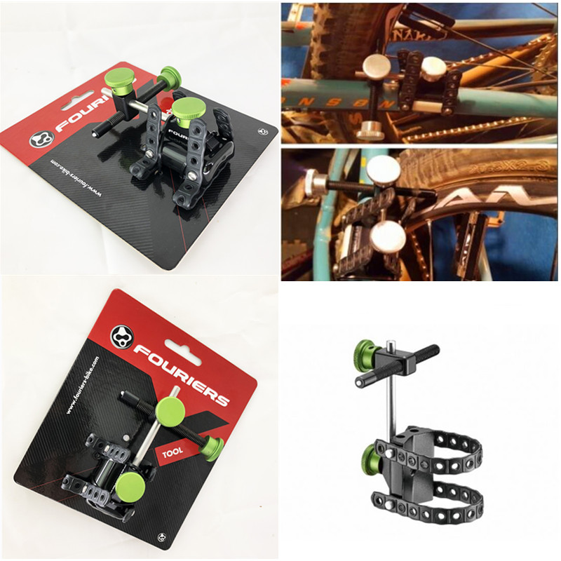 купить FOURIERS bike wheel set adjustment tool check wheel set offset and quick adjustment Spoke tool 3.23 mm & 3.45 mm по цене 5188.21 рублей