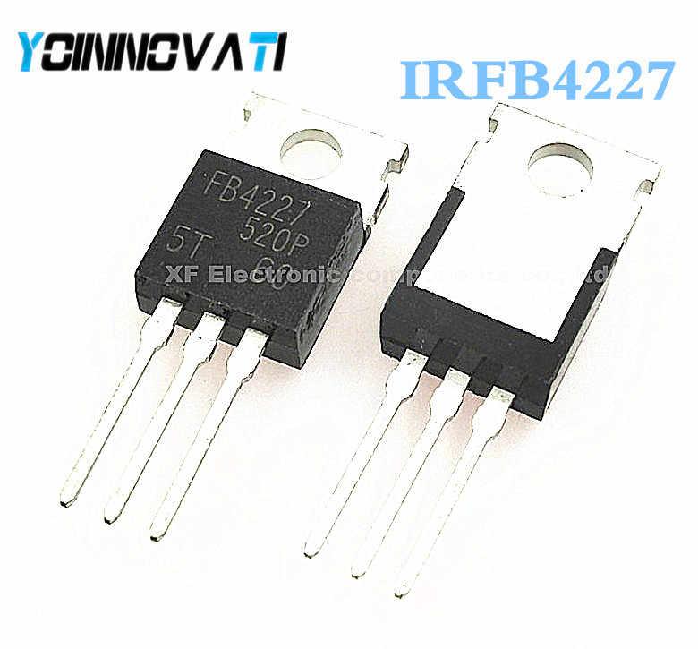 Бесплатная доставка IRFB4227 IRFB4227PBF FB4227 в 220 в наличии на складе