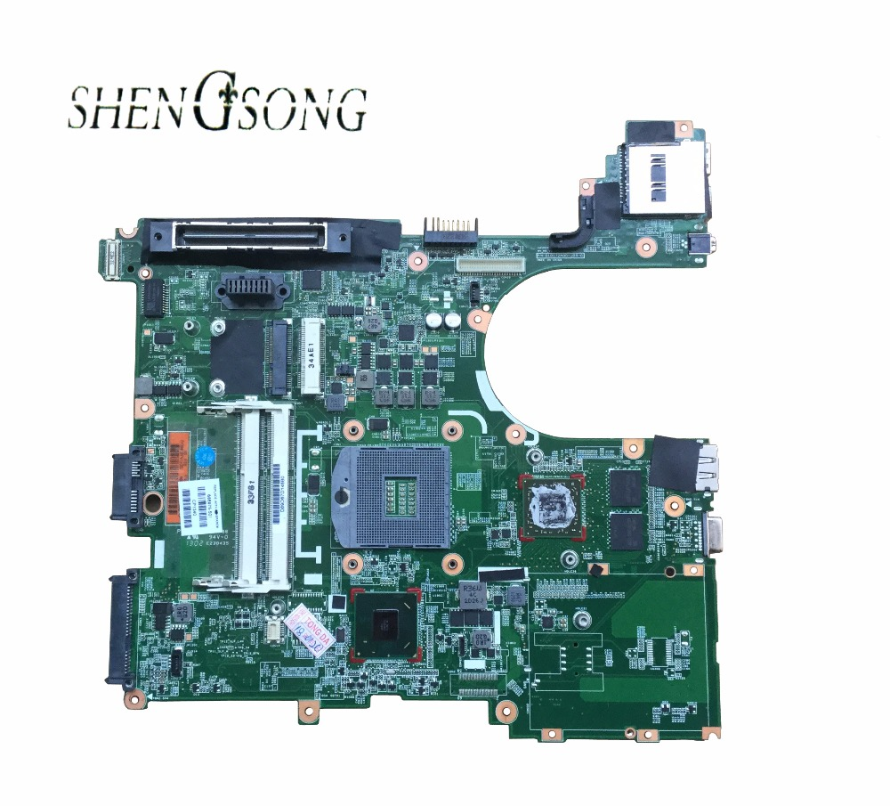 686975-501 Motherboard Free shipping for HP 6570B motherboard 686975-001 HM76 DDR3 Model for hp laptop motherboard 6570b 686975 001motherboard 100% tested 60 days warranty