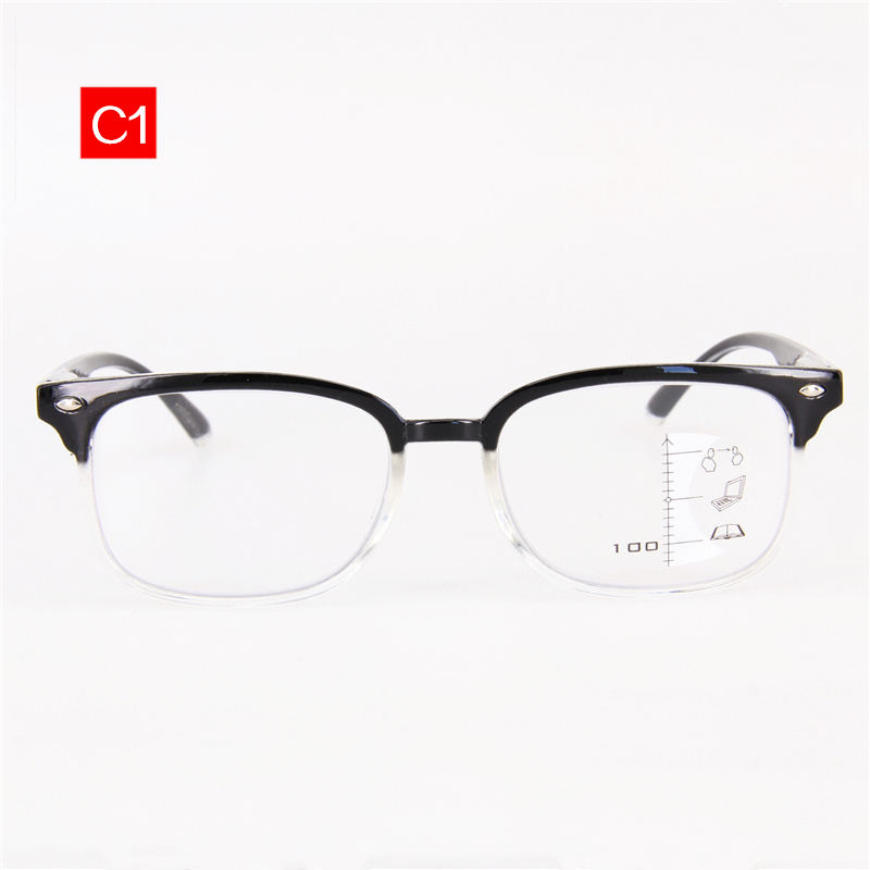 378b65e25ef7 Detail Feedback Questions about UVLAIK New Retro Progressive Multifocal Reading  Glasses Men Women Hyperopia Bifocal Eyeglasses Unisex Multi purpose Glasses  ...