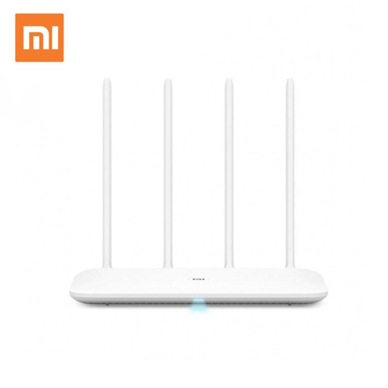 Routeur d'origine Xiao mi mi 4 répéteur WiFi mi Net connexion rapide 2.4G/5 GHz double bande APP contrôle WiFi sans fil