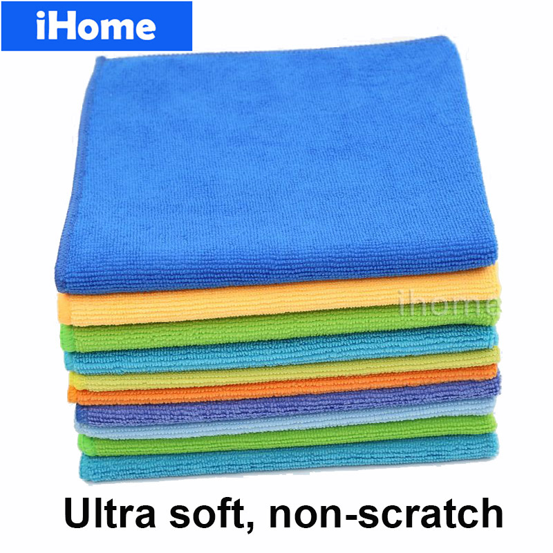 Microfiber Dish Rags: Auto Care Special Absorbent Soft Microfiber Kitchen