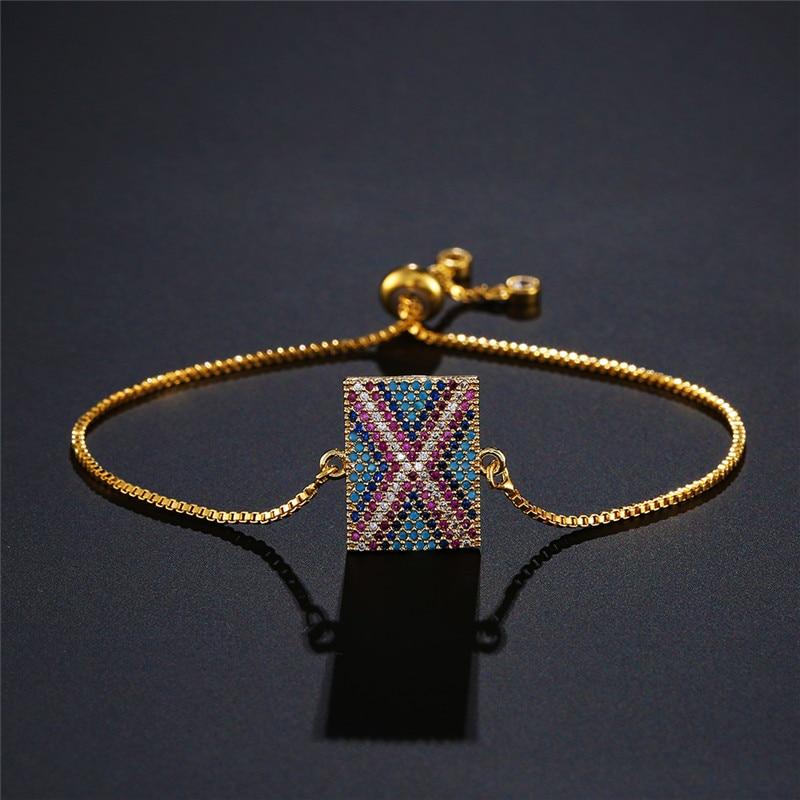 Hot Sale Kingdom Hearts British Flag Bracelets Copper