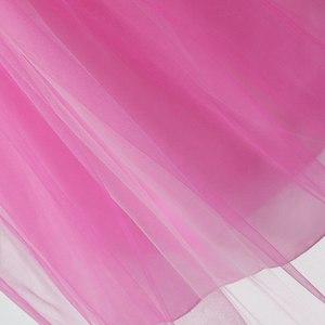 Image 5 - PaMaBa Cô Gái Aurora Tưởng Tượng Công Chúa Tutu Dresses Hồng/Màu Xanh Dài Tay Áo Aurora Cosplay Trang Phục Trang Phục Halloween Quần Áo