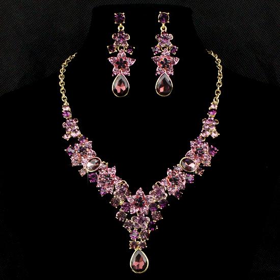 2017 nova moda colorida flor folha mulheres de strass colar choker declaração colar de jóias acessórios frete grátis