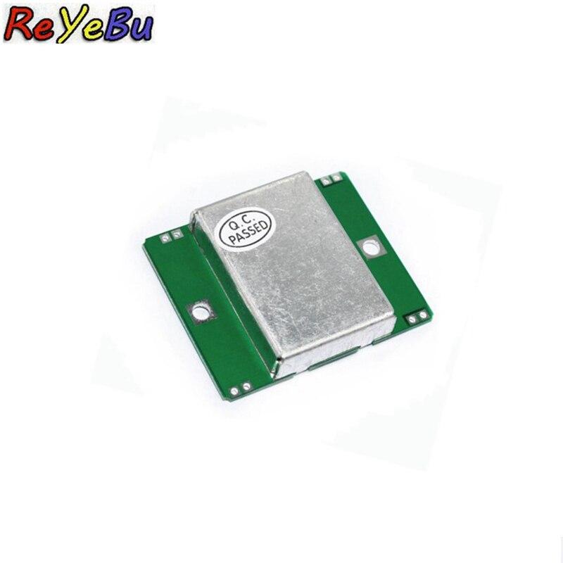 1Pce HB100 Mikrowelle Doppler Radar Wireless Module Motion Sensor HB100 Mikrowelle Motion Sensor Motion Detektor