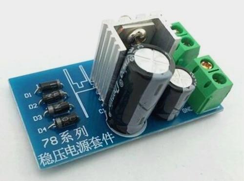 5PCS NEW LM340MPX-5.0 LM340MP-5.0 7805 SOT223