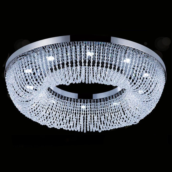 Free shipping hot sale large lustre led crystal ceiling light lustre free shipping hot sale large lustre led crystal ceiling light lustre cristal home decoration abajur for aloadofball