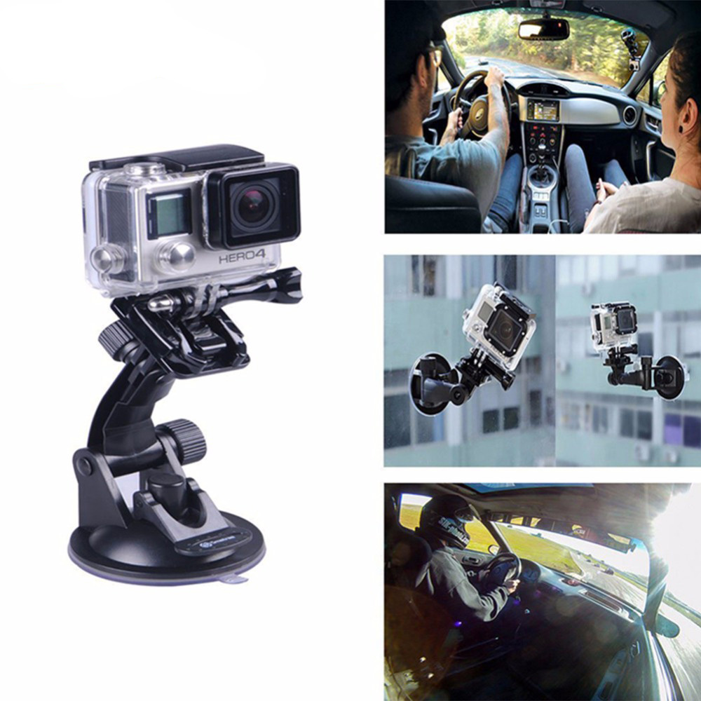 Car Suction Cup for gopro hero 5