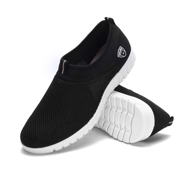 Summer Mesh Sneakers For Men Loafers Casual Walking 3