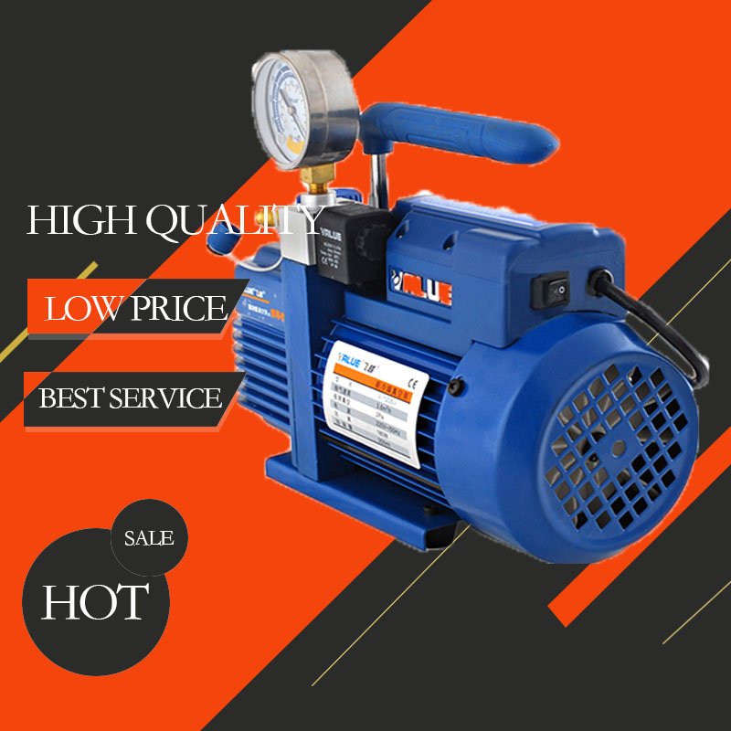 Single Stage New Refrigerant Vacuum Pump V-I180SV Single-Phase Suction Pump
