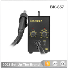 BK-857 hot air gun desoldering station, temperature control temperature, SMD digital mobile phone repair tools hot sale temperature control lead free desoldering and soldering stations bst 939d