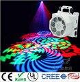 8 Eyes Pattern Light  RGBW Mix color  LED 40W spots Light DMX Stage 8 Channels Mini LED Moving lights  LED RGBW DJ Mini LED Spot