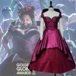 Le plus grand Showman P. T. Lettie Lutz Costume ceci est moi adulte Cosplay robe