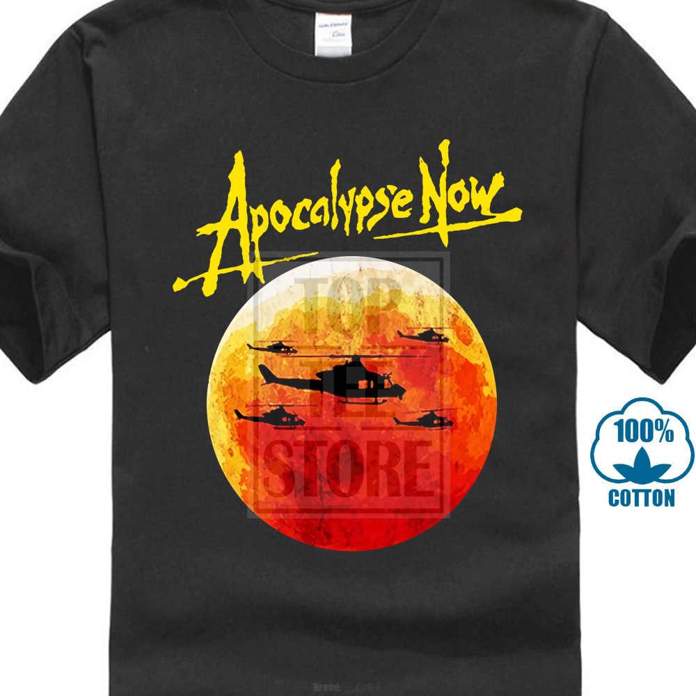 a7802e4ad68 Apocalypse Now Men S Funny T-Shirts Hip Hop Streetwear Tshirts Homme 2019 T  Shirt Short