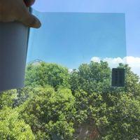 VLT70% Light Blue High UV Proof 100% Auto Car Solar Protective Window Tint Film