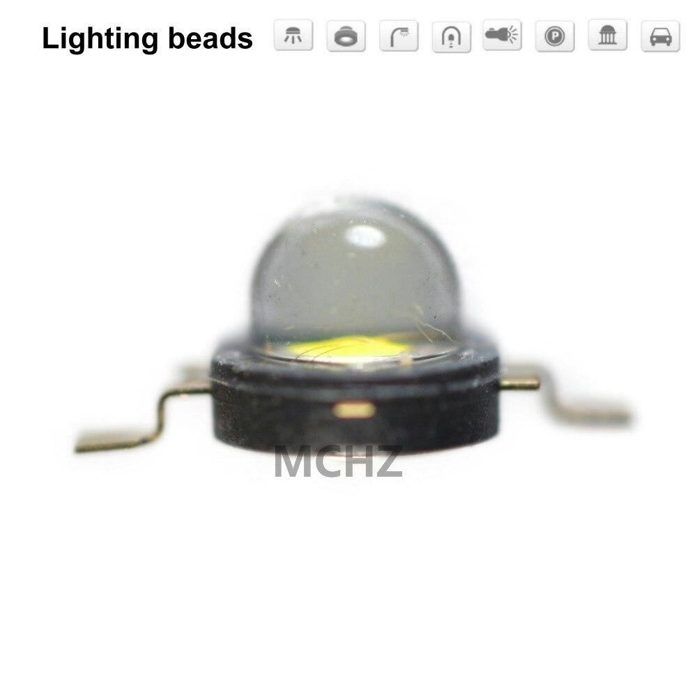 30 pièces 3 W 1000ma 3V-4VLED ampoules haute puissance lampe SMD pur blanc chaud blanc séoul X W42180 CRI80