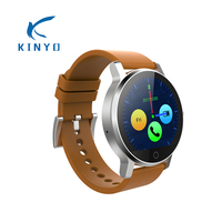 2018 good price good quality sports watches heart rate monitor health powerful watches alarm clock call history KY88 smart watch