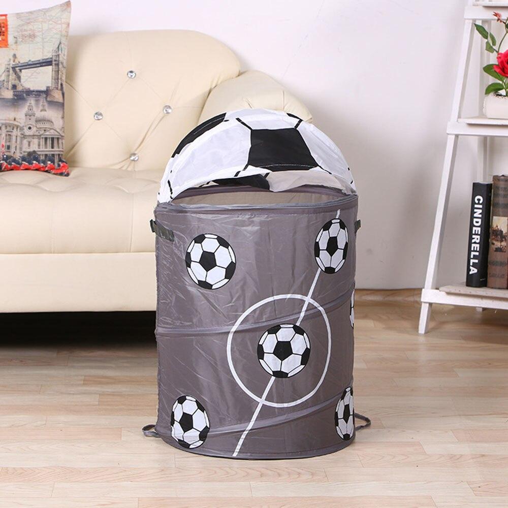 Cute Animal Collapsible Toy Storage Organizer Folding: Cute Cartoon Animal Basket Foldable Clothes Storage Basket