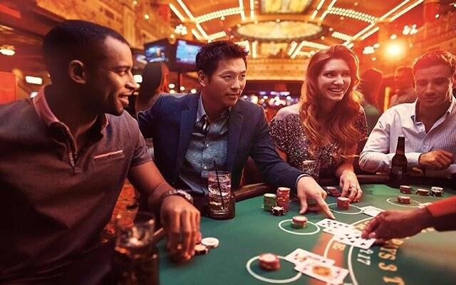 纽约国际娱乐城百家乐赌场现场