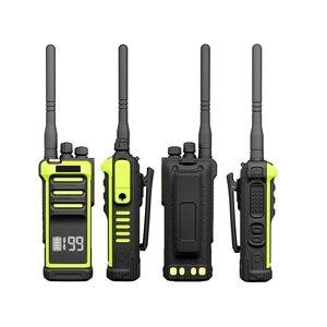 Image 4 - FTL GT 10 talkie walkie multi canaux Radio FM bidirectionnelle UHF 400 ~ 520 Mhz longue portée étanche cache écran desgin émetteur récepteur