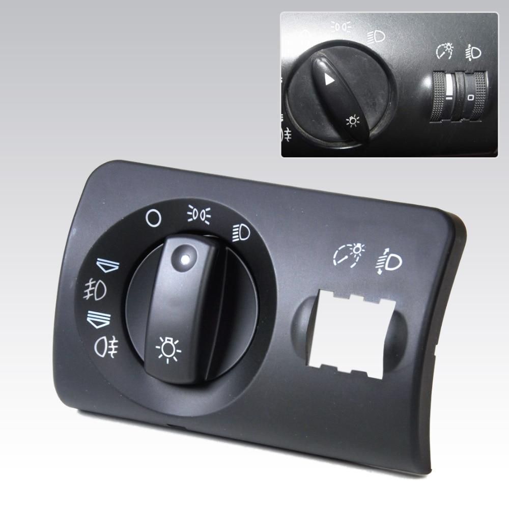CITALL nuevo faro antiniebla lámpara de luz interruptor de control kit de reparación cubierta para AUDI A6 C5 2002 2003 2004 2005 4B1941531F