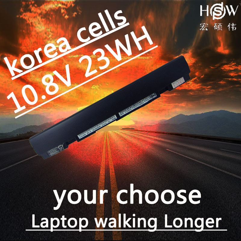 HSW New Laptop Replacement Battery A31 X101 A32 X101,10.8V 2600mAh for Asus Eee Pc X101 X101 X101C X101CH X101H bateria akku