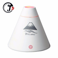 160ML USB Air Humidifier For Home Office School LED Air Fresher Mini Essential Oil Diffuser Quality