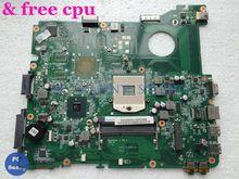 لوحة أم للكمبيوتر المحمول Acer emachinery E732 E732G E732ZG hm55 gma hd ddr3 لوحة أم MB. Ncam0001 MBNCA06001 DA0ZRCMB6C0