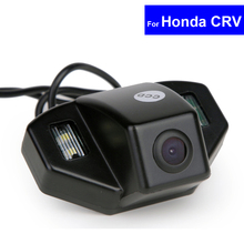Special CCD Car Rear View Camera for Honda CRV Fit Reverse Backup Review Reversing Parking Kit with Night View Free Shipping