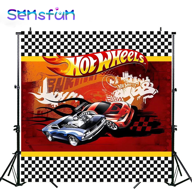 Sxy0208 fundos de fotografia de carro, bandeira para fundos de fotografia de carro para meninos chuveiro de bebê roda quente para estúdio de fotos 10x10ft