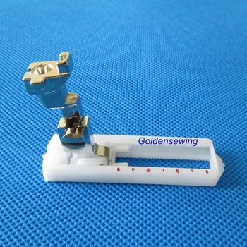 Buttonhole Foot with Adaptor for Bernina New Style Activa,Artista, Aurora,Virtuosa image